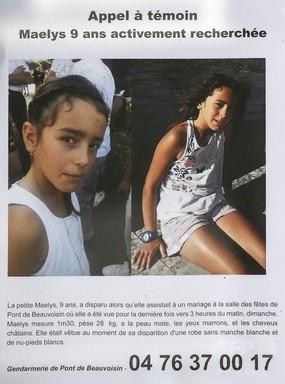結婚パーティーのさなかに9歳少女が行方不明、誘拐の恐れ 仏 写真4枚 国際ニュース:AFPBB News