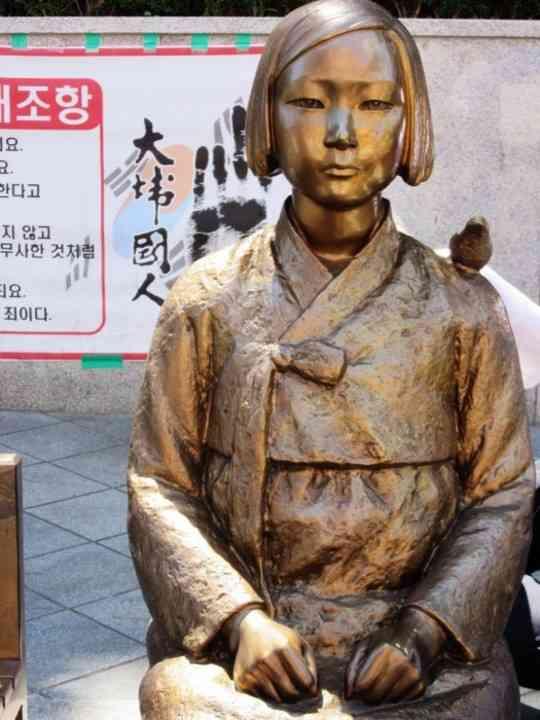 韓国、慰安婦像をさらに10体増設へ―中国メディア -- Record China