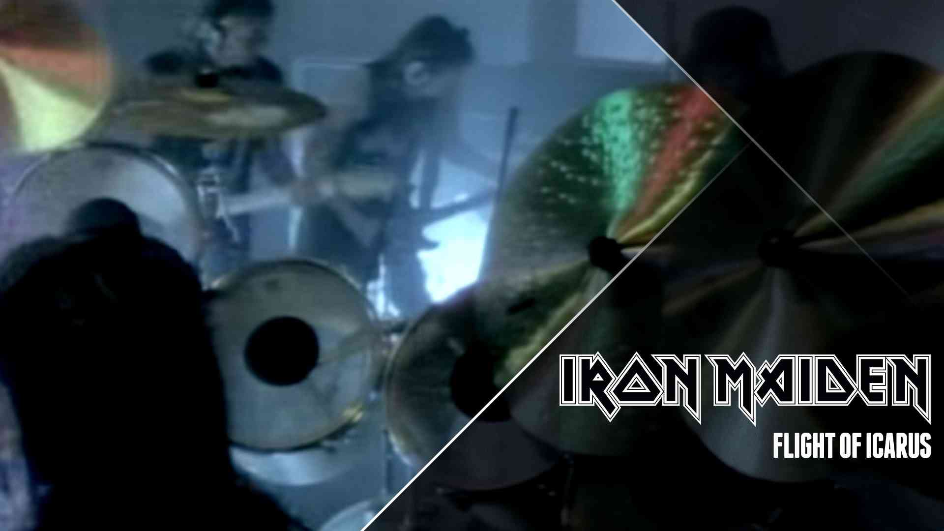 Iron Maiden - Flight Of Icarus (Official Video) - YouTube