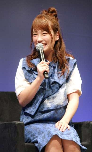 川栄李奈、アイドルから女優に転身で「おバカキャラは消しました」 : スポーツ報知