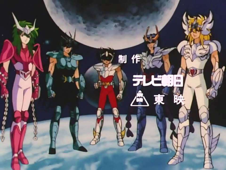 Saint seiya opening 2 - Soldier Dream HD - YouTube