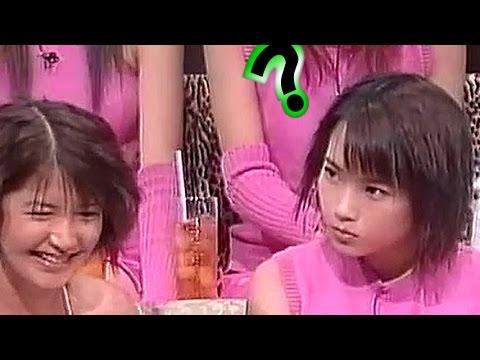 99年 モーニング娘。9月ラブマの頃 後藤真希 加入。パツキンだなって - YouTube