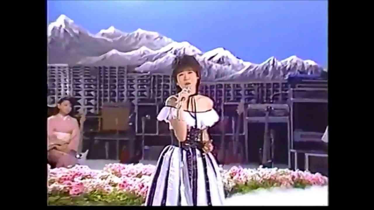 松田聖子 ボンボヤージュ - YouTube