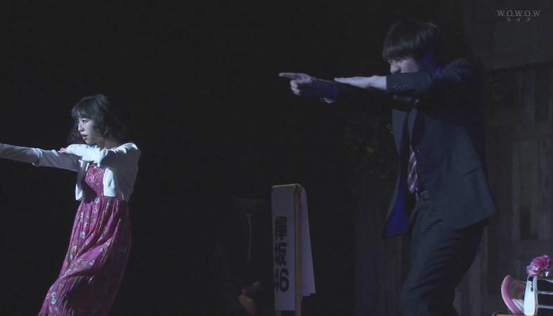【欅坂46】ウッチャンナンチャン 内村光良さんが踊る『不協和音』のキレが想像以上に凄かった件。自身の舞台「東京2/3」でのパフォーマンスがテレビ初放送 | 欅坂46まとめきんぐだむ