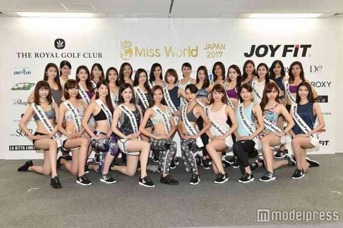 「ミス・ワールド・ジャパン」ファイナリストお披露目 モデル・女子高校生・音楽家…個性派揃いの美女たち