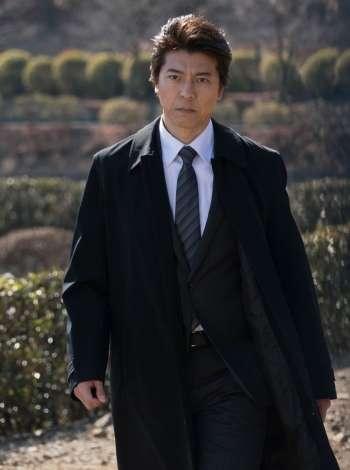 上川隆也、10年ぶりテレ東ドラマ出演 『テミスの剣』ドラマ化