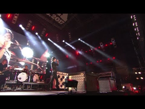 B'z ライブ映像「Still Alive」/ROCK IN JAPAN FESTIVAL 2017 DAY-1【WOWOW】 - YouTube