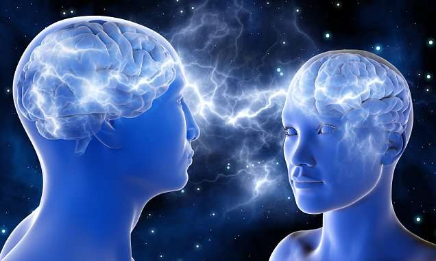 Men have bigger brains but ladies' ones are more efficient | Daily Mail Online