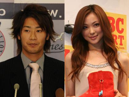 モデル徳澤直子と阪神・西岡剛、3年協議の末に離婚