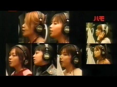00年 モーニング娘。1月恋ダンの頃 レコーディング - YouTube