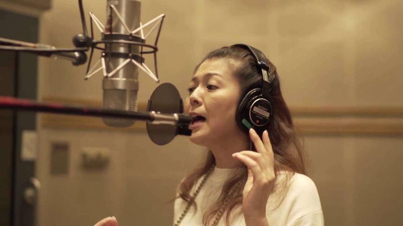 南野陽子が「あなたならどうする」を歌う!『なかにし礼と13人の女優たち』(2) - YouTube