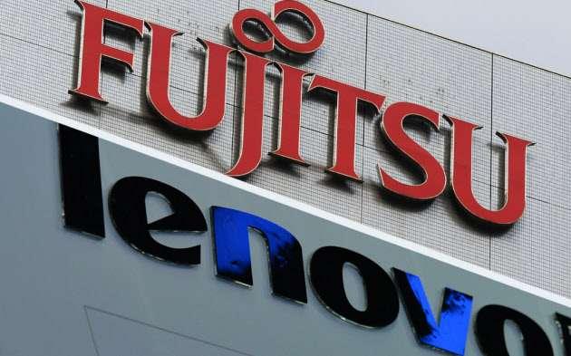 富士通、パソコン事業をレノボ傘下に  :日本経済新聞