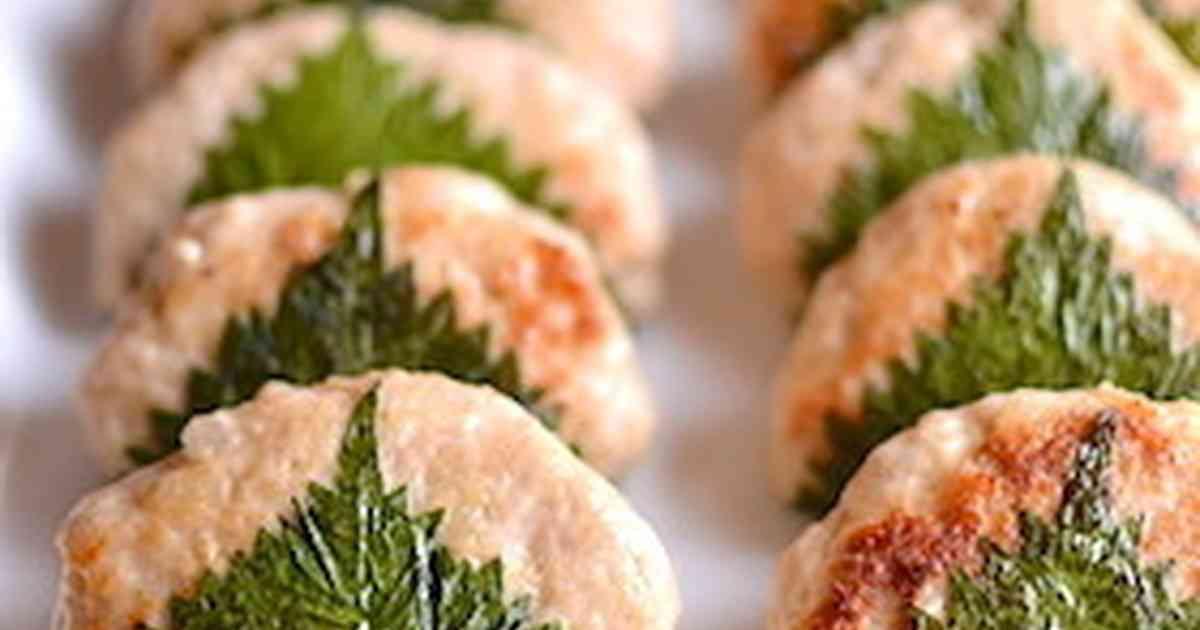 鶏ひき肉の大葉ハンバーグ by HIROマンマ [クックパッド] 簡単おいしいみんなのレシピが273万品