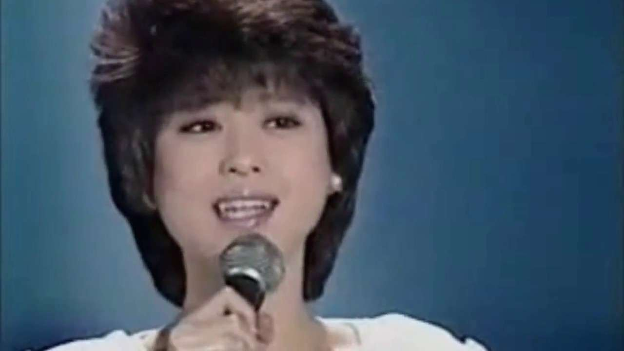 松田聖子 ~ ボーイの季節 (wide) - YouTube