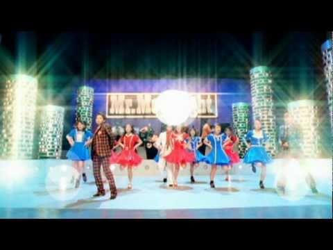 モーニング娘。 『Mr.Moonlight ~愛のビッグバンド~ 』 (MV) - YouTube