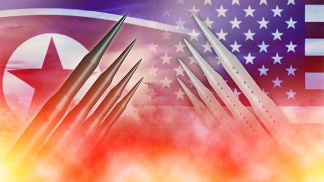 北朝鮮が弾道ミサイルを発射 トランプ大統領の「炎と怒り」発言の真意とは?   ザ・リバティweb
