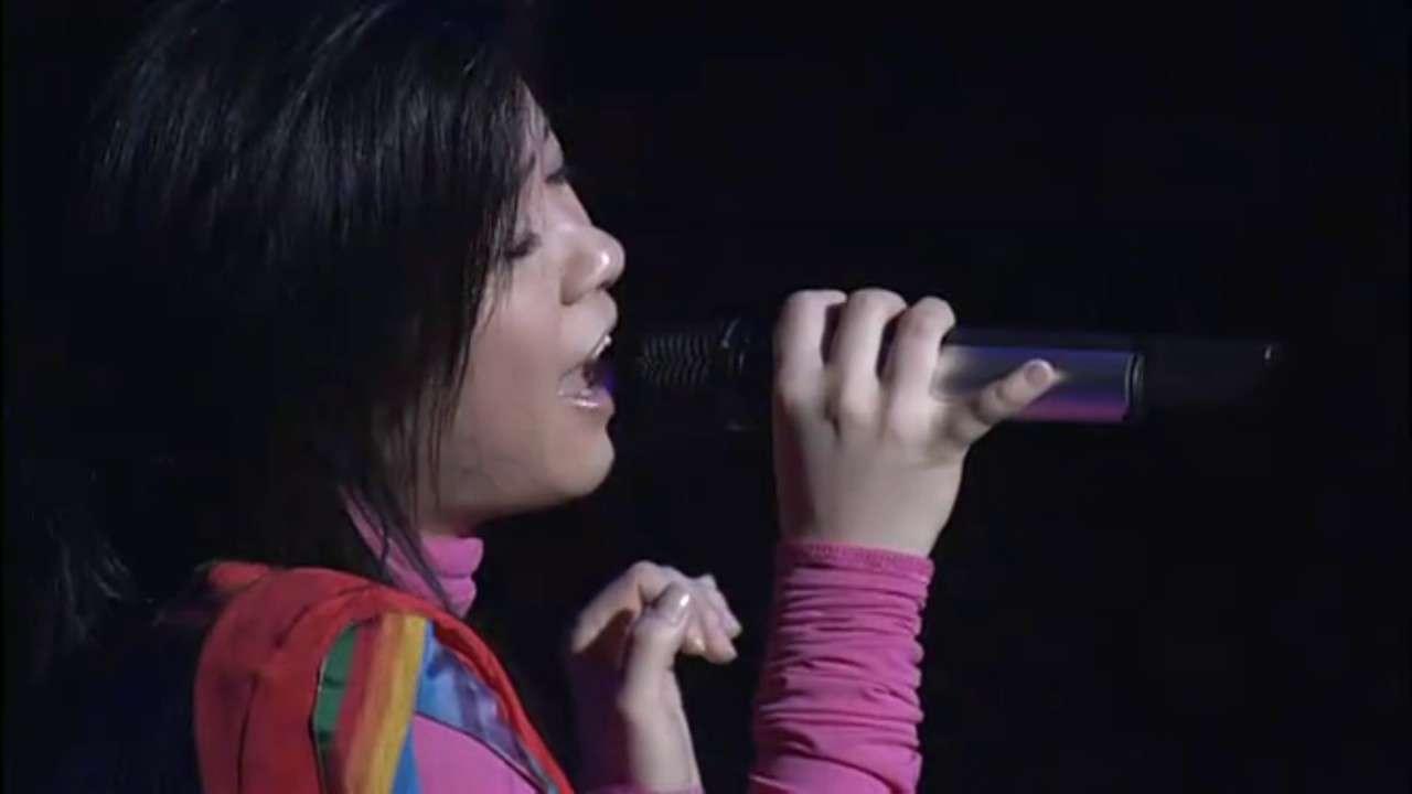 宇多田ヒカル「In My Room」 Live In Budokan 2004.