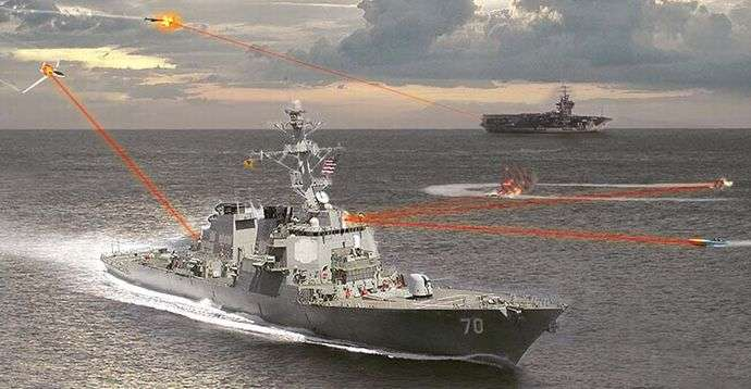 見えず音もなしにドローンを撃墜、米軍の新兵器「LaWs」(レーザー兵器システム)は、まるでテレビゲームのよう! : 軍事・ミリタリー速報☆彡