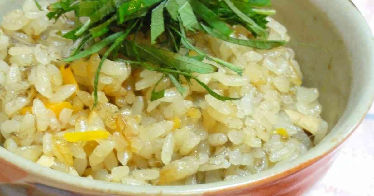 とろろ昆布とツナの炊き込みご飯♫ by ななクレープ [クックパッド] 簡単おいしいみんなのレシピが273万品