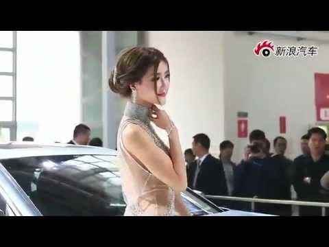 中國第一性感車模 - 李穎芝 Li Ying Zhi - YouTube