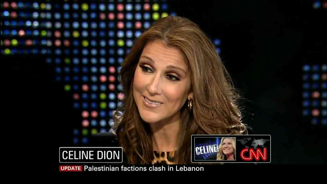 Céline dion and My heart will go on - Larry king live - YouTube