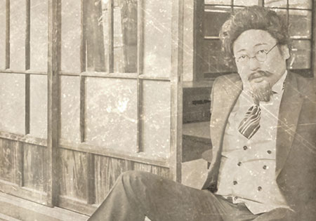 ロバート秋山「クリエイターズ・ファイル」史上初、亡くなった偉人を特集