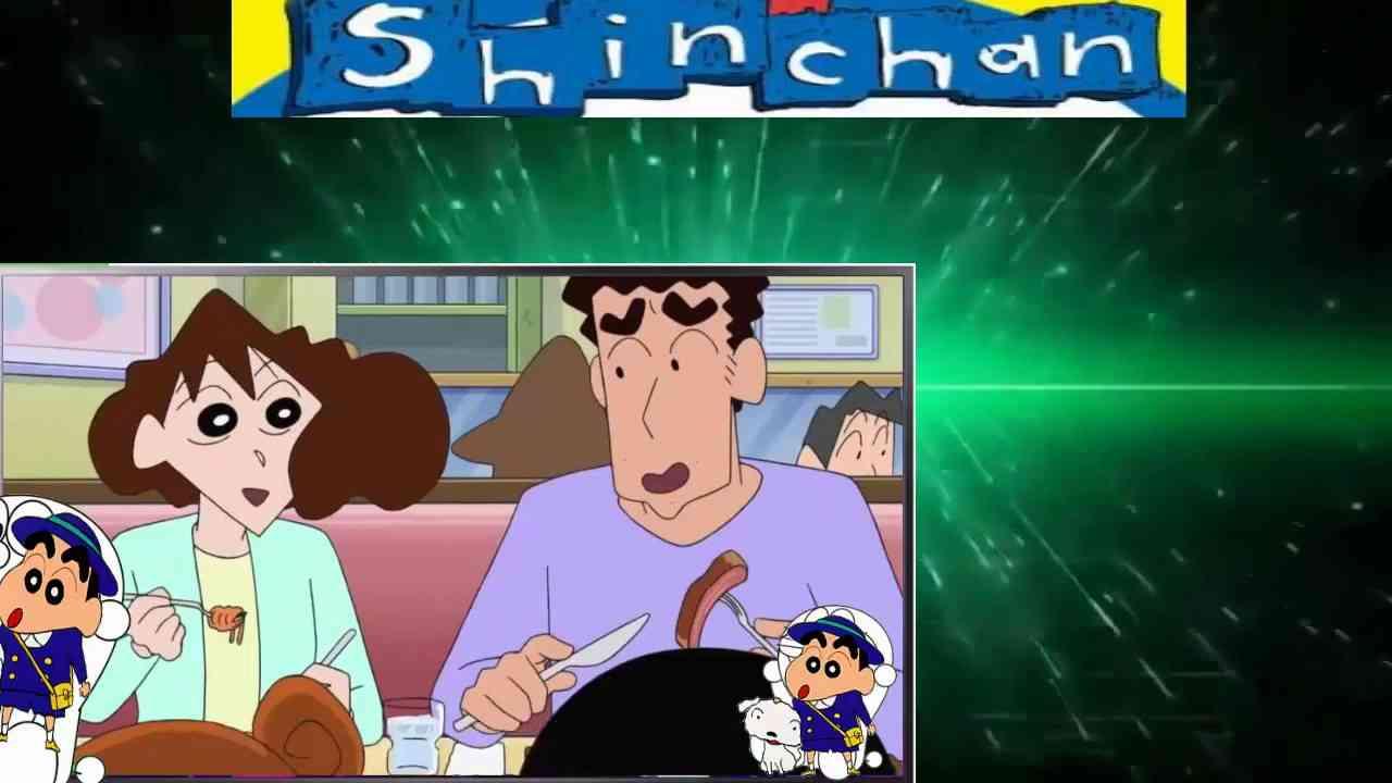 クレヨンしんちゃん アニメItachi 893 お出かけするのもひと苦労だゾ - YouTube