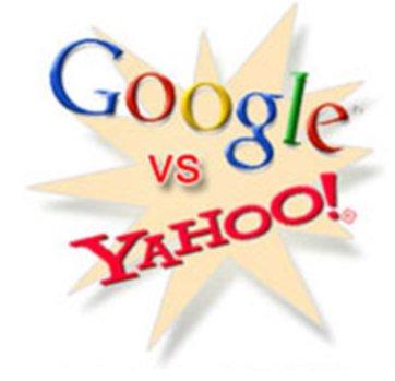 Google対Yahoo!