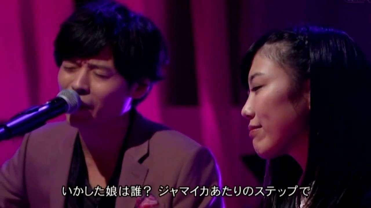 推され隊 「モンロー・ウォーク」 中田裕二 有安杏果 高城れに - YouTube