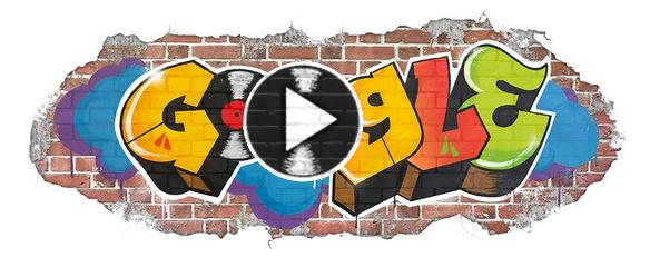 【DJ クールハーク】Googleロゴはヒップホップ誕生44 周年を記念! - すみおさん