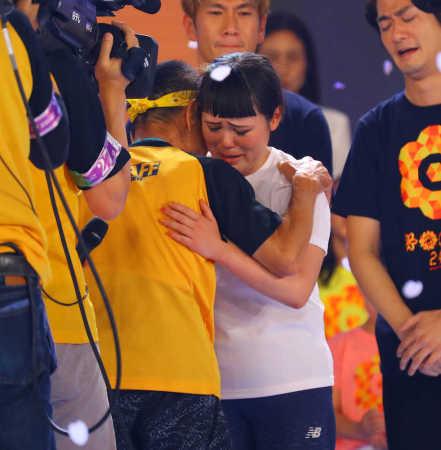 「24時間テレビ」瞬間最高視聴率は40・5% ブルゾン涙の完走 (スポニチアネックス)のコメント一覧 - Yahoo!ニュース