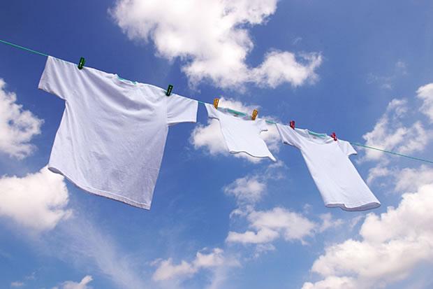 洗濯が嫌いな人~