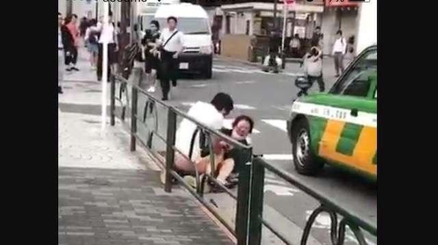 【速報】東京・池袋北口で白昼堂々と路上強姦 (※動画あり) | ノンスタイル