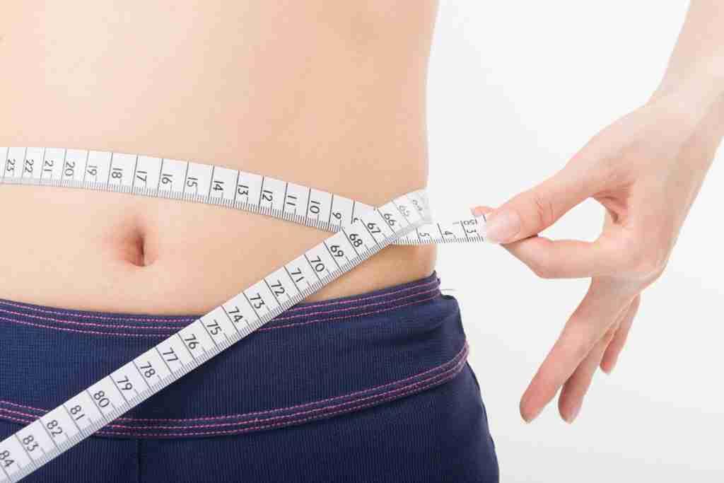 運動でどのくらいサイズダウンしましたか