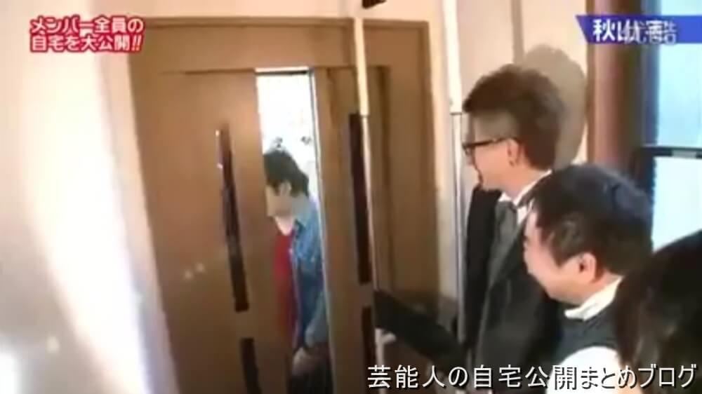 【男芸人の自宅】ロバート 秋山竜次さんのエレベーター付き自宅【画像あり】
