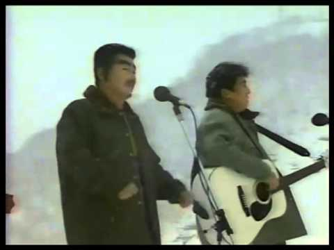 亀有ブラザーズ 神立高原 雪中コンサート - YouTube