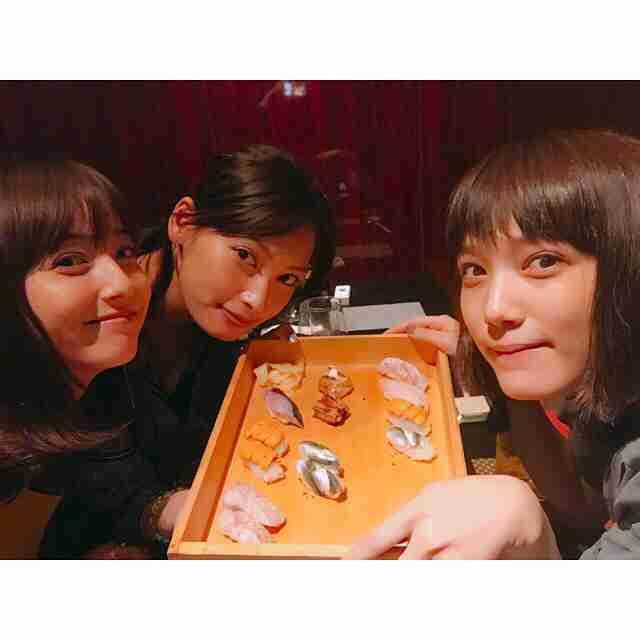 大政絢&佐々木希&本田翼、美女3ショットに「なんだこの天使たちの集いは…」と反響