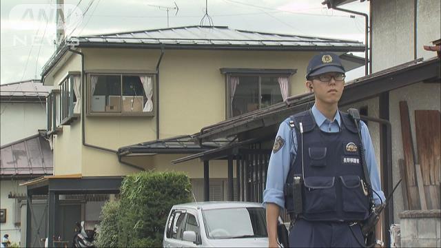口論の末?夫を刃物で…韓国籍の女、殺人未遂の疑い