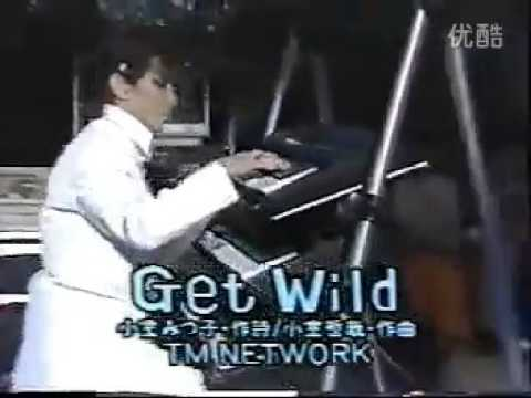 TM NETWORK  /  Get Wild - YouTube