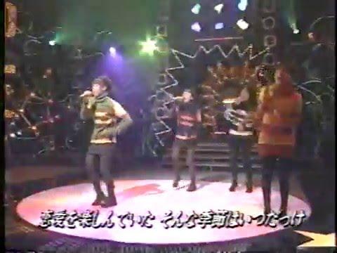 SPEED テレビ初出演 - YouTube