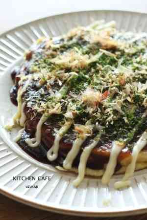 キャベツいっぱいのお好み焼き レシピ・作り方 by yycafe|楽天レシピ