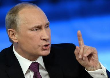 「プーチン氏はアスペルガー症候群」、米国防総省が研究報告 写真1枚 国際ニュース:AFPBB News