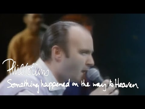 Phil Collins - Something Happened On The Way To Heaven (Official Music Video) - YouTube