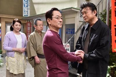 水谷豊、船越英一郎との共演を喜ぶ「英一郎のことは昔からよく知っている」 (ザテレビジョン) - Yahoo!ニュース