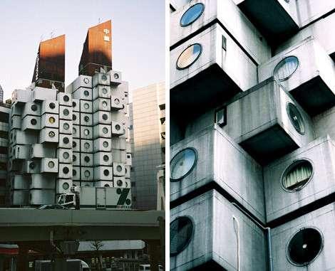 建築が好きな人