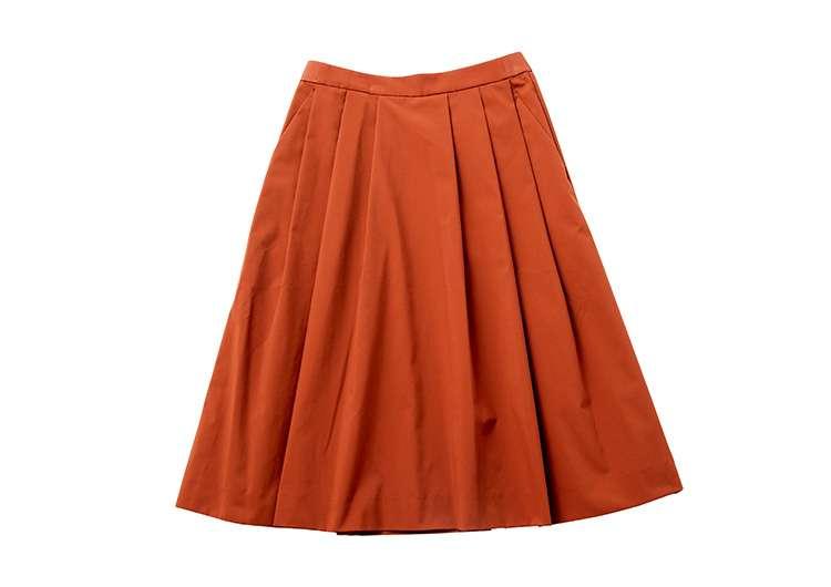 ユニクロ〝高見え力がスゴい〟圧倒的人気スカート3選