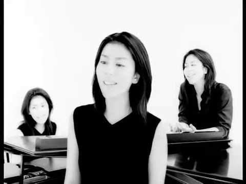 松たか子「夢のしずく」(1999年9月22日・オリコン8位・本人出演の資生堂化粧品CMソング)
