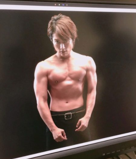 辻希美、夫・杉浦太陽のキレキレな筋肉の写真を公開