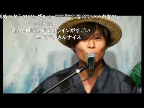 【ニコ生】浅草公開生談義 中田裕二 - モンローウォーク (LIVE) - YouTube