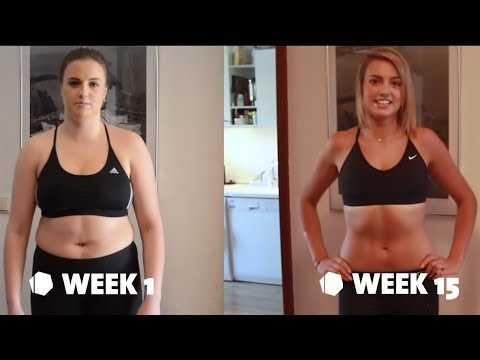 SEANA FORBES' 15 Weeks Body Transformation with Freeletics - YouTube